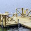 Строительство деревянных мостков и причалов: