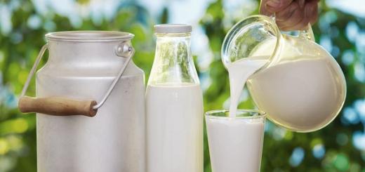 Бизнес-идея: Молоко на розлив