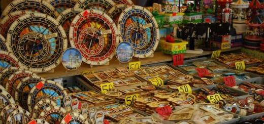 Бизнес-идея: Магазин сувениров